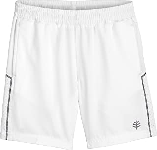 Coolibar UPF 50+ Boys' Outpace Sport Shorts 2.0 - Sun Protective