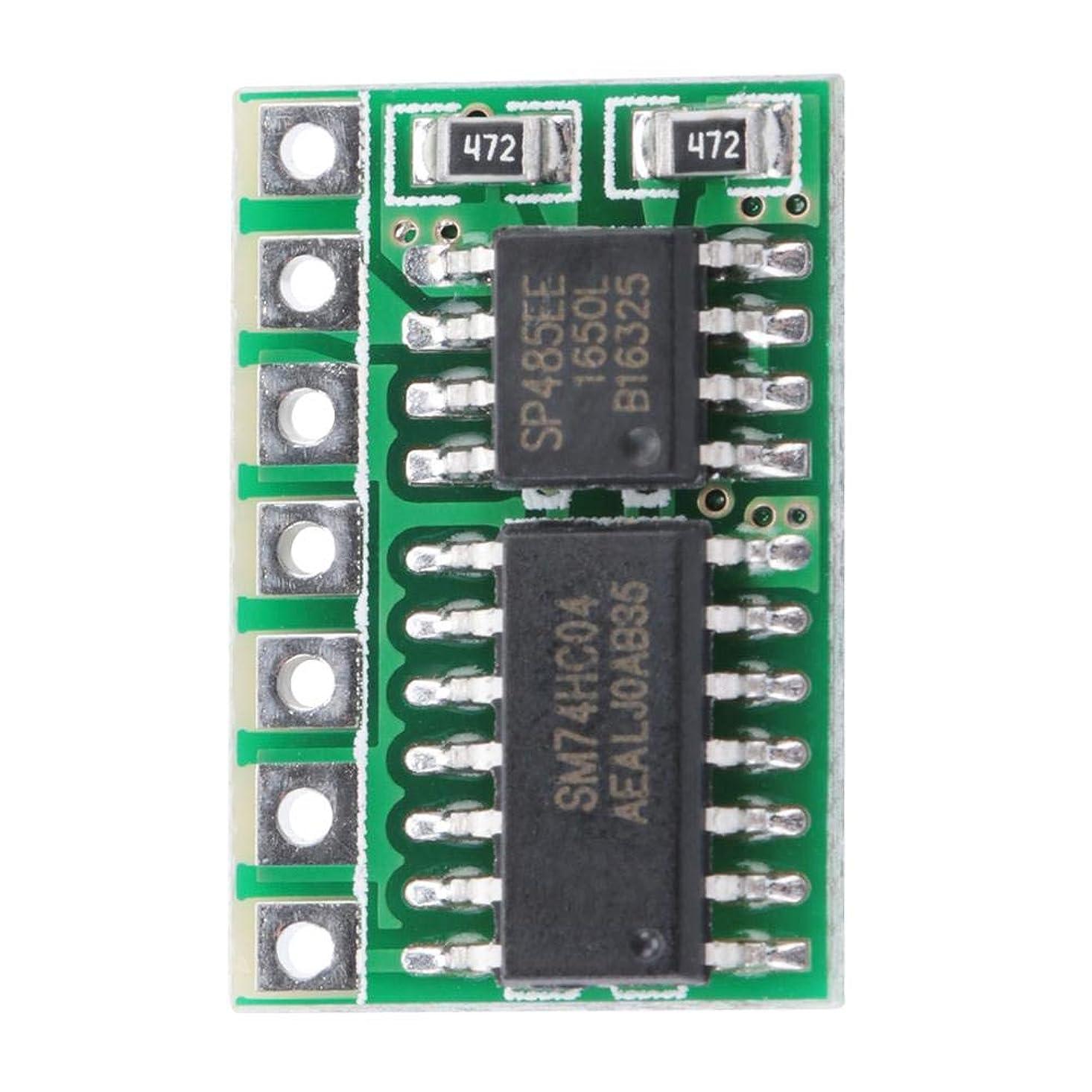 浪費ほこり内側3.3V LvTTLロジックレベルR411B01 5V UARTシリアルRS485からSP3485へのトランシーバーコンバーターモジュール(5V)