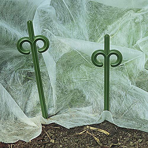 Netz- und Folienhalter 12 cm - 20 Stück