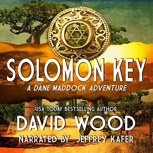 Solomon Key audiobook cover art