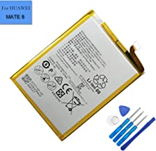 Li-Polymer New Replacement Battery HB396693ECW Compatible with Huawei Ascend Mate 8 M200-UL00 Mate 8 Mate 8 Dual SIM TD-LTE NXT-AL10 NXT-CL00