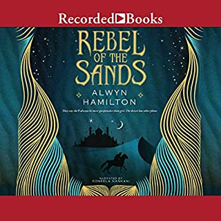 Rebel of the Sands cover art