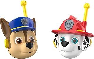Kurio S17995 Paw Patrol KD Toys 3D Personaje Walkie Talkies