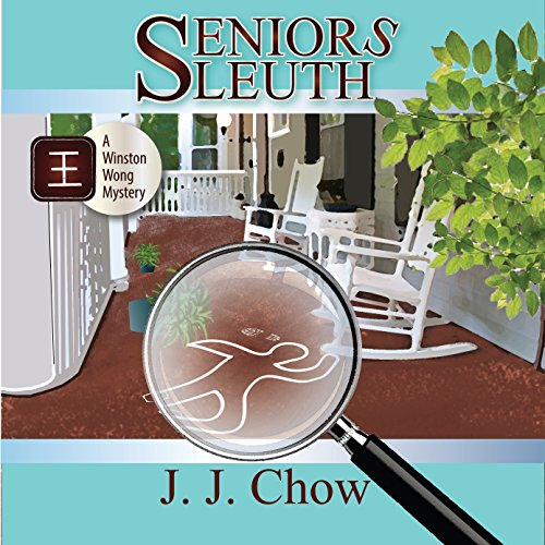 Seniors Sleuth cover art