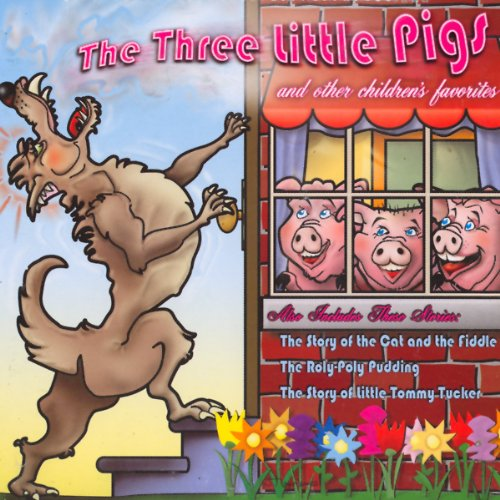 The Three Little Pigs and Other Children's Favorites cover art
