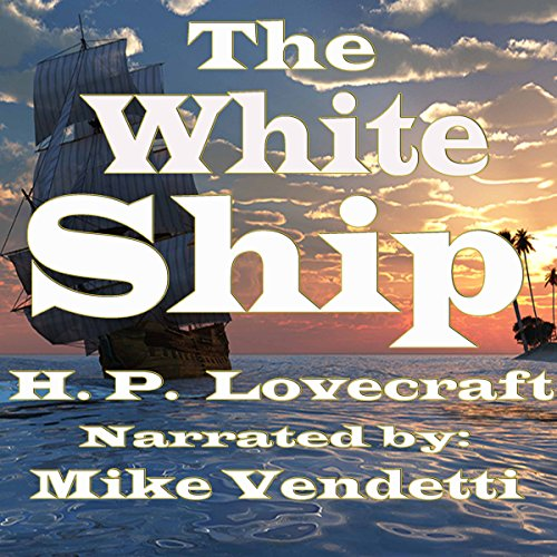 The White Ship audiobook cover art