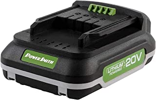 PowerSmith PLB12020 20V Max Series Lithium Ion Rechargeable Battery Replacement