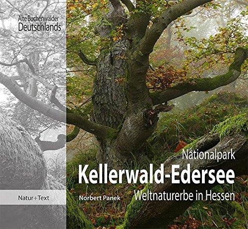 Nationalpark Kellerwald-Edersee: Weltnaturerbe in Hessen (Alte Buchenwälder Deutschlands)