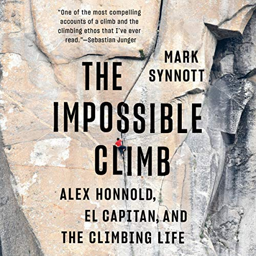 The Impossible Climb audiobook cover art
