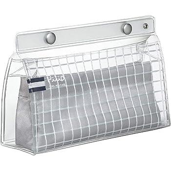 コクヨ ペンケース 筆箱 ツールペンケース ピープ シルバーグレー F-VBF240-1