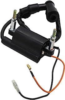 CNCMOTOK New Auto Parts Ignition Coil For Kawasaki KLF300 Bayou KLF 86-04 ATV 300 1986 1987 1988 1989 1990 1991 1992 1993 ...