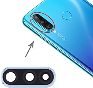 Spare parts Camera Lens Cover for Huawei P30 Lite (48MP) (Color : Breathing Crystal)