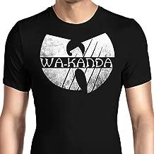 HONGRONG Men's Enter The WU-Kanda Unique Design Tshirt Fashion Tee