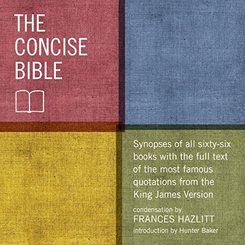 Couverture de The Concise Bible