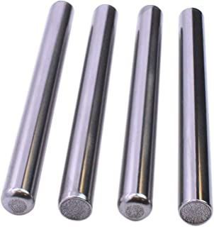 5//16 x 1-1//4 GILLIEM Dowel Pins for Precision Alignment Perfect for Woodwork Heat Treated Alloy Steel for Extra Hardness Pack of 10 130,000-PSI Shear Strength Machinery and More