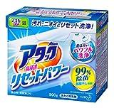 アタック 洗濯洗剤 粉末 高浸透リセットパワー 900g