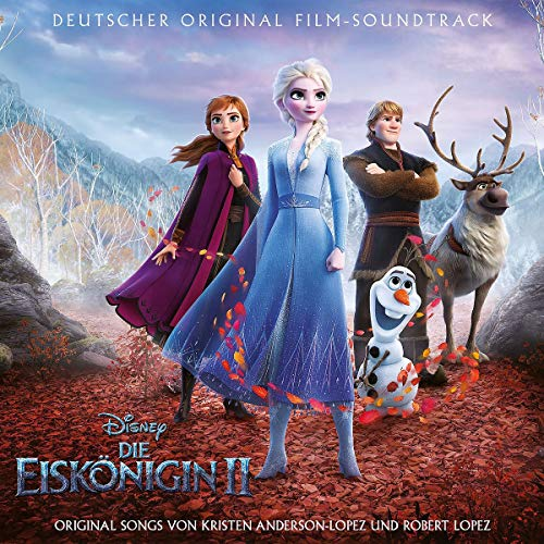 Produktbild von Die Eiskönigin 2 (Frozen 2)