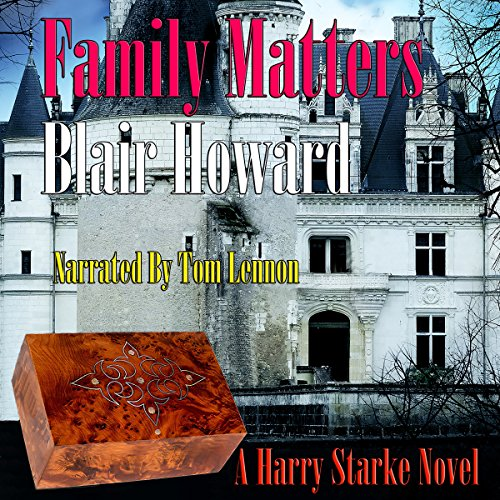 Family Matters audiobook cover art