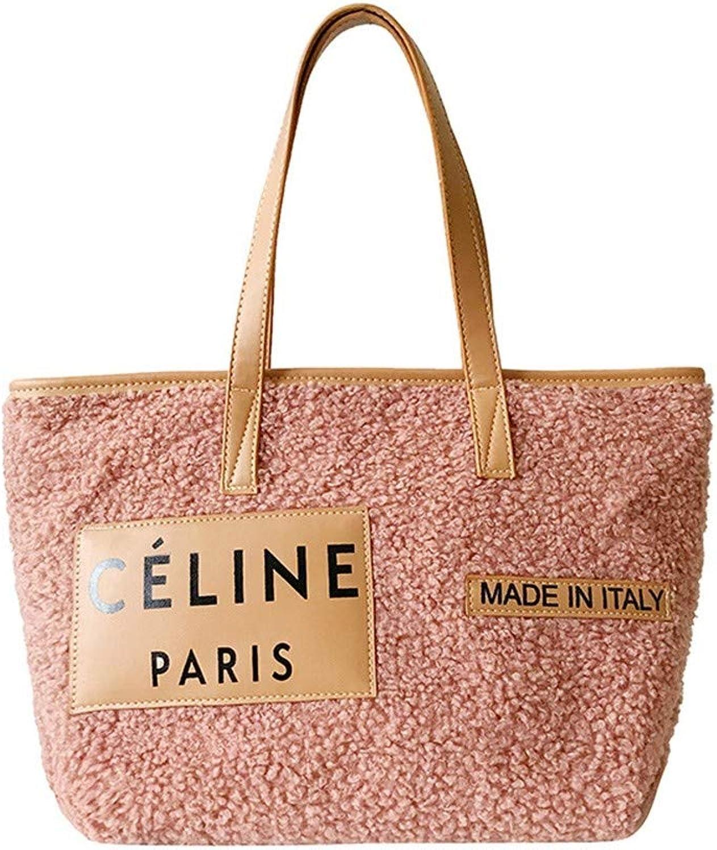 ZLULU Damen-Schultertaschen Damenhandtaschen Tragbare Damen-Tragetasche Mit Großer Kapazität Für Damen B07KQ9KL1J  Modern