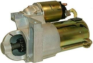 MOTOOS Starter Motor SDR0046 Fits for Pontiac Grand Prix Buick LeSabre Chevrolet Impala Oldsmobile Intrigue 3.8L V6 6484 6455 1998-2009