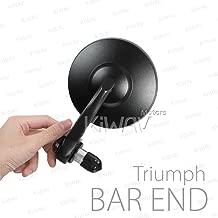 triumph scrambler bar end mirrors