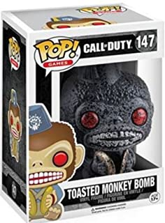 Toasted Monkey Bomb (Call of Duty) Funko Pop! Vinyl Figure [importación inglesa]