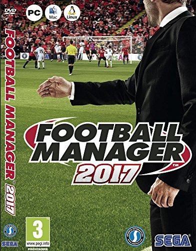 SEGA Football Manager 2017, PC Básico PC Francés vídeo - Juego (PC,...