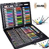 Caja Colores Niños, Legendog Lapices De Colores, Lapices De Colores Niños, Conjunto de Pintura