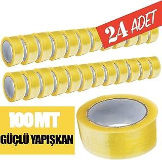 Weblonya Koli Bandı 45mm x 100 mt PAKET KOLİ BANTI 1313