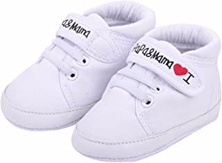 Toddler Shoes, Kimanli Baby Infant Kid Boy Girl Soft Sole Canvas Sneaker