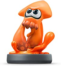 amiibo squid [Orange]