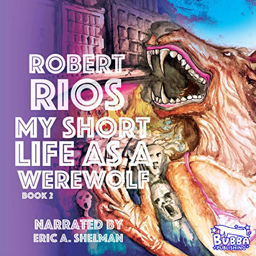 My Short Life as a Werewolf  By  cover art
