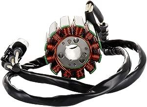 cciyu Magneto Stator 31100-MEL-305 31120-MEL-D21 Generator Stator Coil Fit for 2004-2007 Honda CBR1000RR 2005 2007 Honda CBR1000RR Repsol