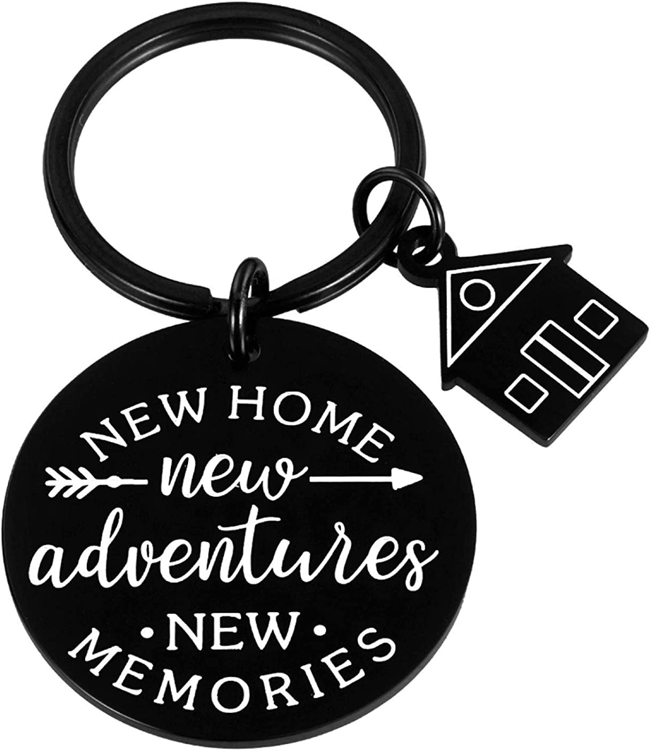 Couple keychain housewarming Ranking TOP4 gift key High quality home ring ideas new