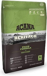ACANA Heritage Paleo Formula Grain Free Dry Dog Food