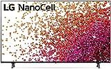 LG 55NANO75UPA Alexa Built-in NanoCell 75 Series 55' 4K Smart UHD NanoCell TV (2021)
