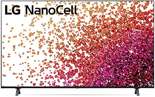 LG 55NANO75UPA Alexa Built-in NanoCell 75 Series 55″ 4K...