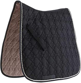 Best black and gold saddle pad Reviews