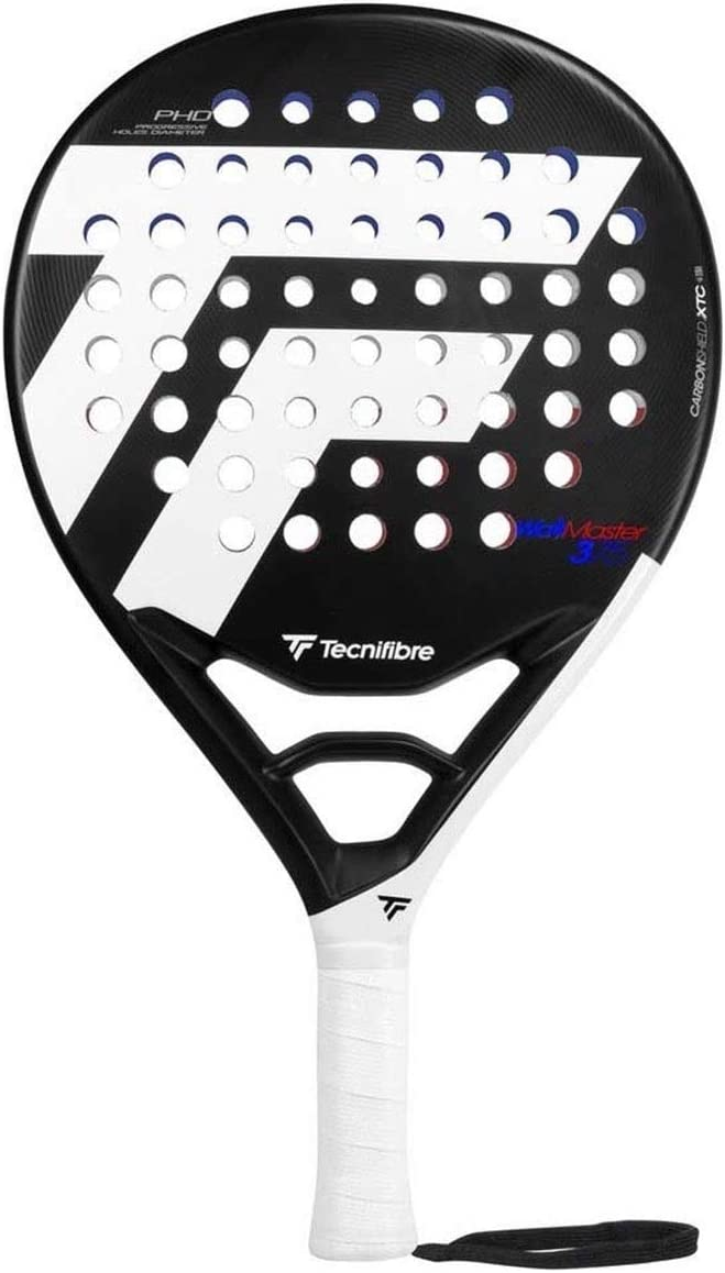 Tecnifibre Wallmaster 375 Tennis Paddle POP Charlotte Mall Now free shipping