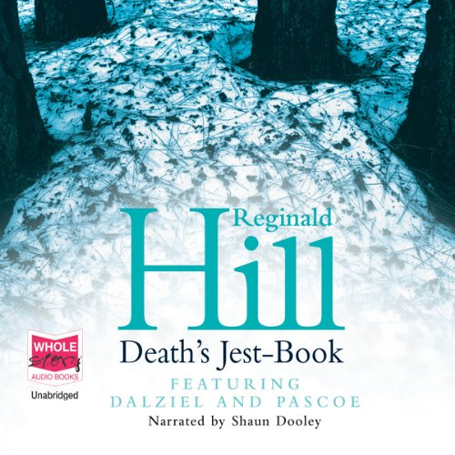 Death's Jest-Book audiobook cover art