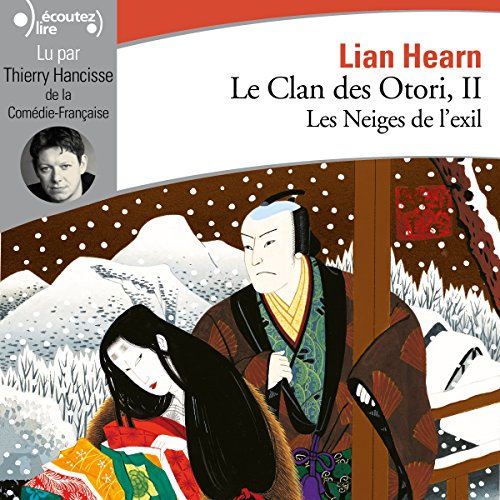 Les Neiges de l'exil audiobook cover art