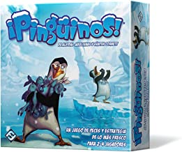 Fantasy Flight Games-¡Pinguinos, Multicolor (Edge Toys FFTY05)