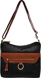 Best two tone leather handbags Reviews
