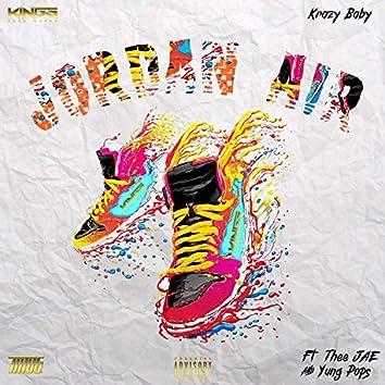 Jordan Air (feat. Thee JAE & Yung Pops)