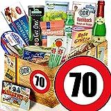 Spezialitäten Geschenk / DDR Box L / Geburtstag 70 / Geschenk Idee Mutter