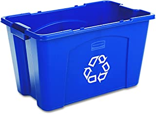recycling bins stackable