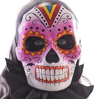 Giocattolo 00831 Maschera bianca in cartapesta in busta