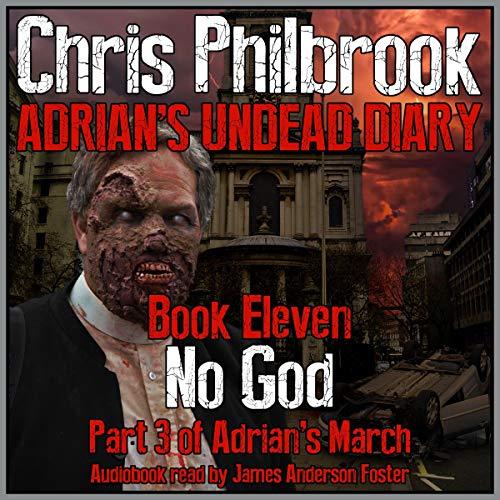 No God: Adrian's March, Part 3 cover art