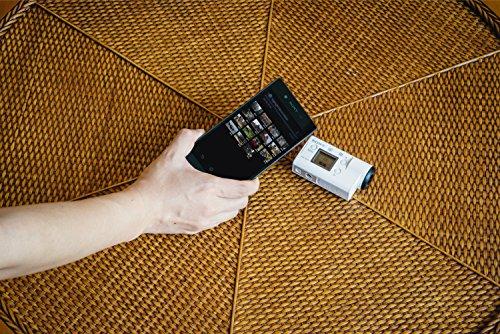 Sony FDR-X3000R 4K Action Cam mit BOSS Live View Remote Fernbedienung – weiß - 23