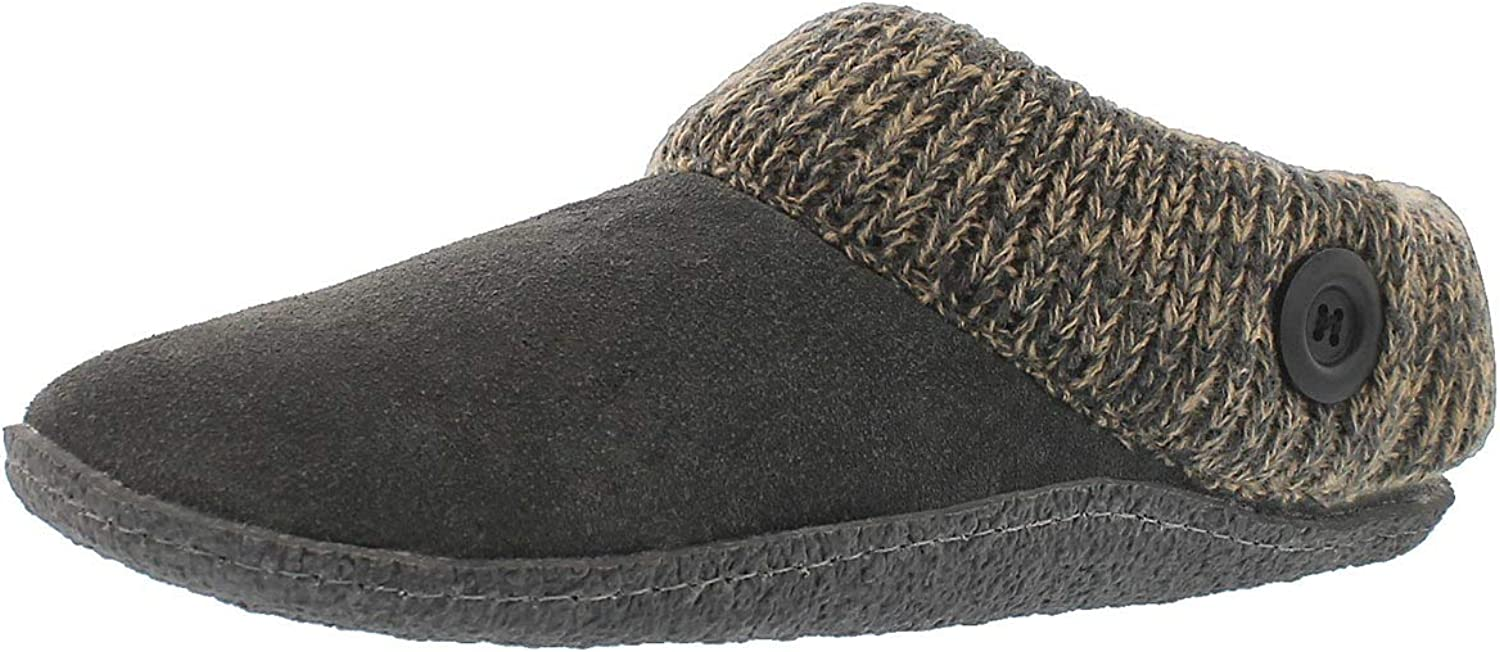 SoftMoc Women's Dini Memory Foam Open Back Slipper